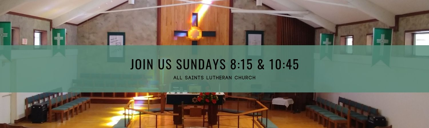 ALL SAINTS LUTHERAN