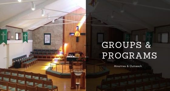 GROUPS & PROGRAMS
