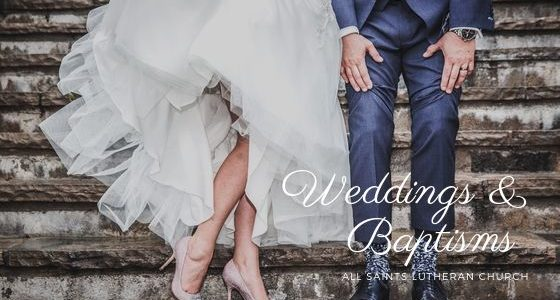 Bride & Grooms feet on steps