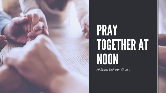 Pray Together Daily