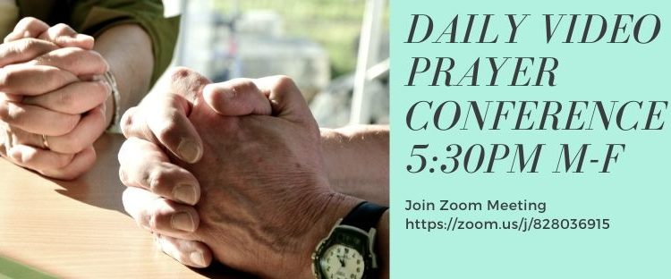 Daily Prayer & Conversation