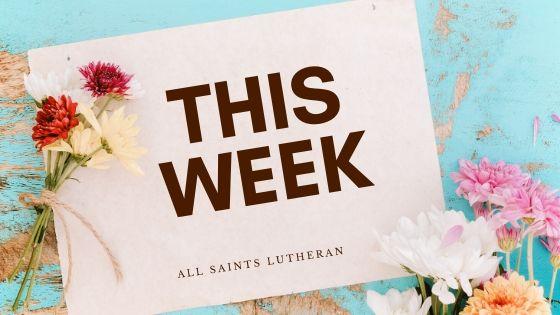 Weekly Tidbits April 16