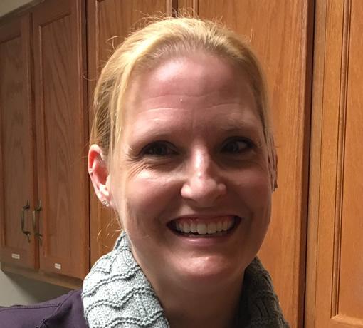 Kate Heukels, Office Admin