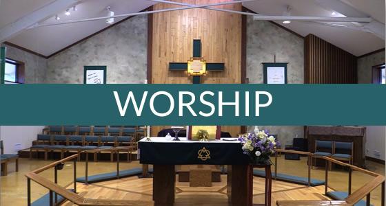 Worship at All Saints Lutheran Church